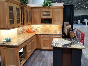 kitchen from 2017 Home show