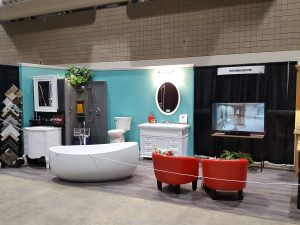 bathroom from booth 2017 home show