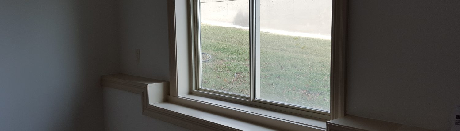 Ament Basement Remodel Window 2