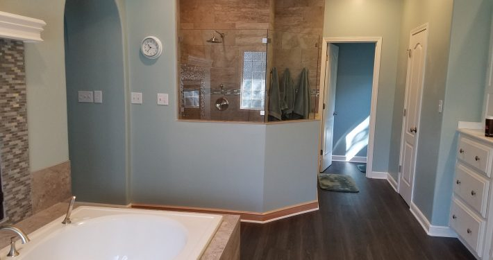 Whitty Bathroom Remodel