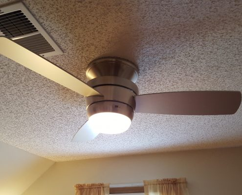 Porter New Light Install