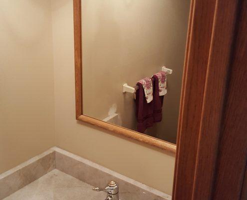 Porter bathroom lavatory