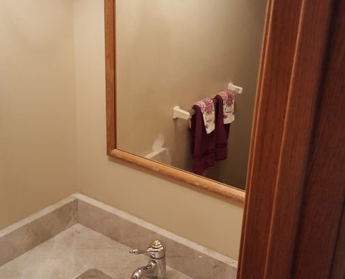 Porter bathroom