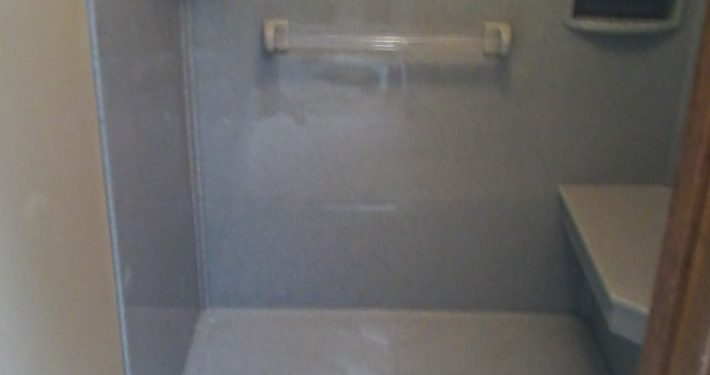 Onyx Shower Surround to ceiling 3