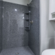 Onyx shower space at Aker remodel