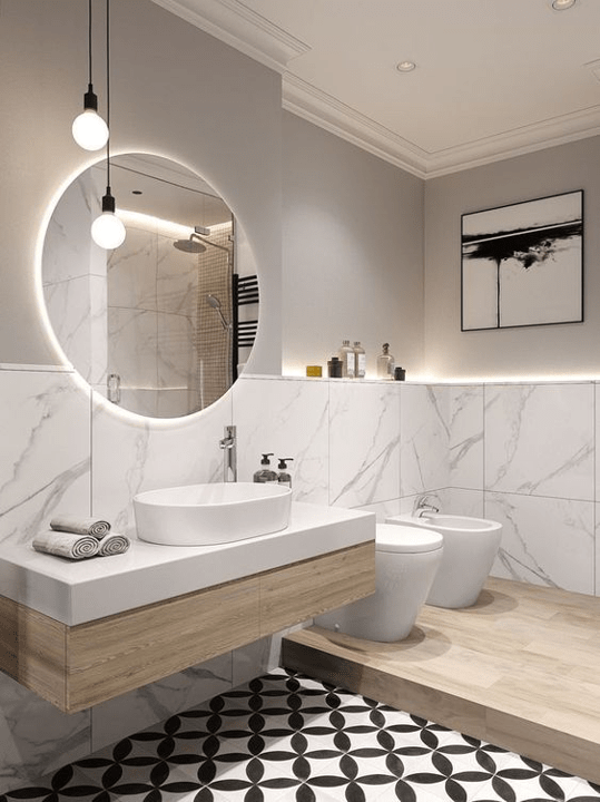 10 Cool Bathroom Ideas | My Remodeling Pro