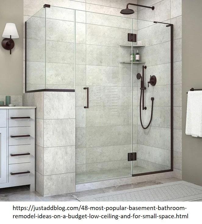 Basement Bathroom Ideas: Basement Bathroom Remodeling Ideas