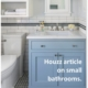 houzz article on small