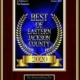 award for best of jackson county
