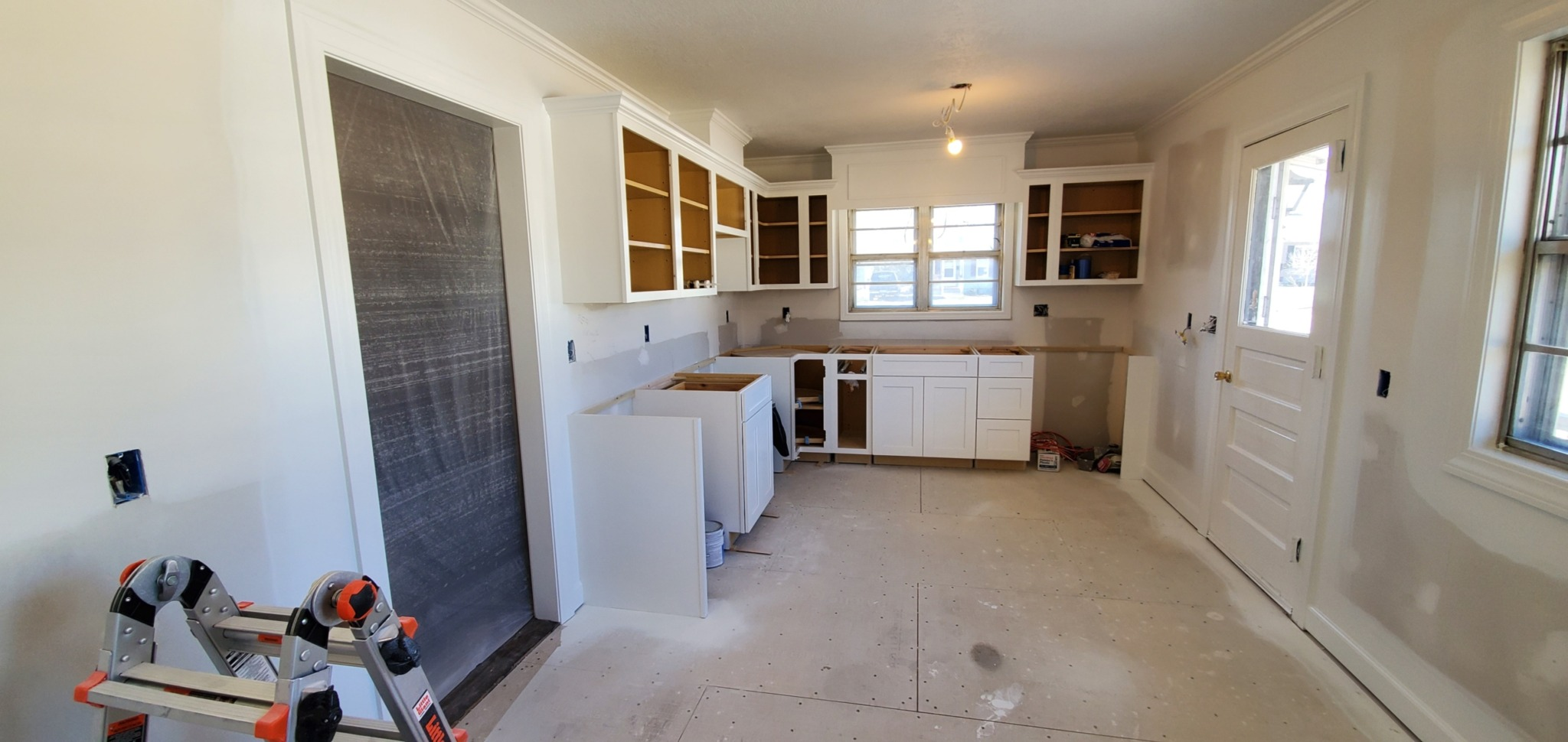 New Cabinet Kitchen Remodel 4