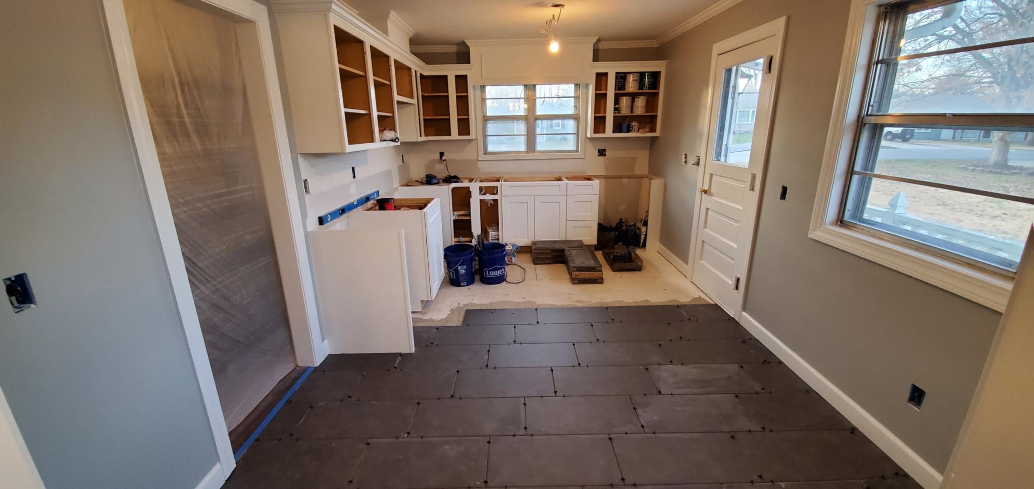 Cabinet Kitchen Remodel 8