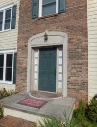 brick door 2 before