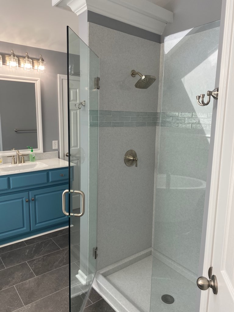 Bathroom Remodel 5-21cb