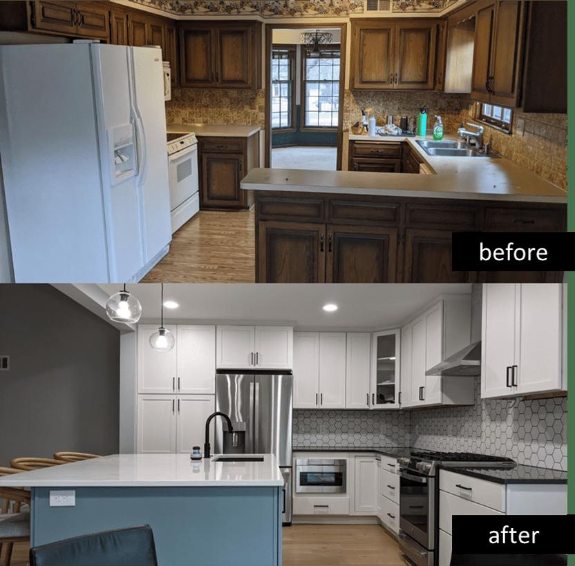 Smith Kitchen Remodel 1